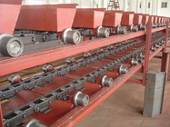 China Compact Structure Bucket Conveyor System Guide For Large Power Station factory