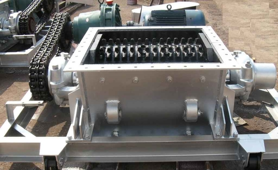 DGS Series Single Roll Crusher Reliable Performance Strong Crushing Force