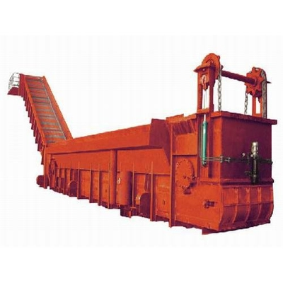 Drag Chain Conveyor / Submerged Scraper Conveyor Adapt Grey Water Environment
