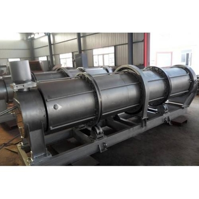 CFB Boiler Rotary Ash Cooler 1Cr18Ni9Ti With Two - Way Rotary Joint